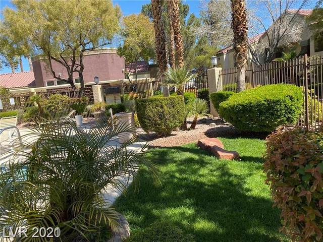 7885 W Flamingo Road #2011, Las Vegas, NV 89147 (MLS #2290980) :: Custom Fit Real Estate Group
