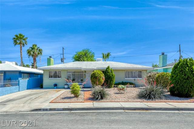 1009 Stanley Avenue, North Las Vegas, NV 89030 (MLS #2290986) :: The Perna Group