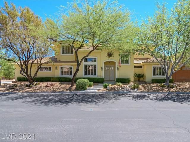 2008 Amber Stone Court, Las Vegas, NV 89134 (MLS #2290995) :: Signature Real Estate Group