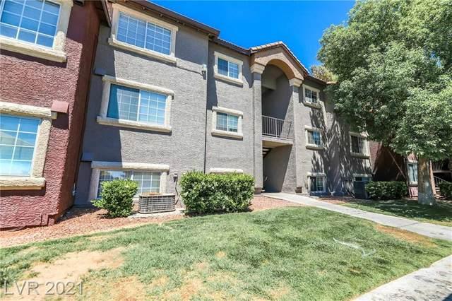 2750 S Durango Drive #3024, Las Vegas, NV 89117 (MLS #2291067) :: Jack Greenberg Group