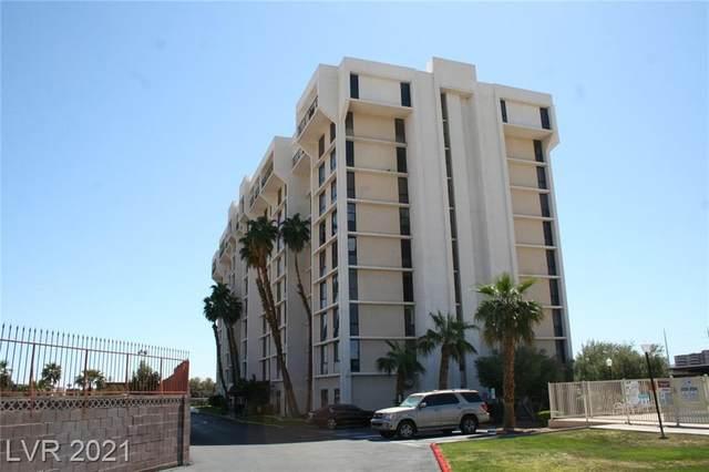 3930 University Center Drive #506, Las Vegas, NV 89119 (MLS #2291069) :: Custom Fit Real Estate Group