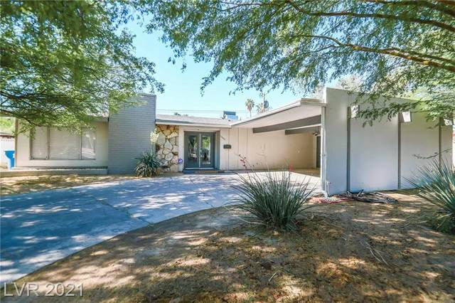 1607 Silver Mesa Way, Las Vegas, NV 89169 (MLS #2291116) :: Custom Fit Real Estate Group