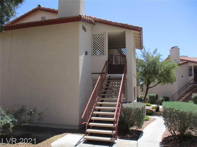833 Rock Springs Drive #202, Las Vegas, NV 89128 (MLS #2291129) :: Lindstrom Radcliffe Group