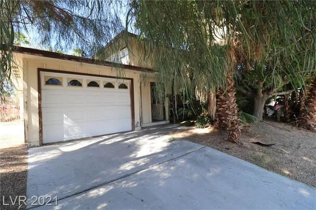4320 Verona Avenue, Las Vegas, NV 89120 (MLS #2291130) :: Lindstrom Radcliffe Group