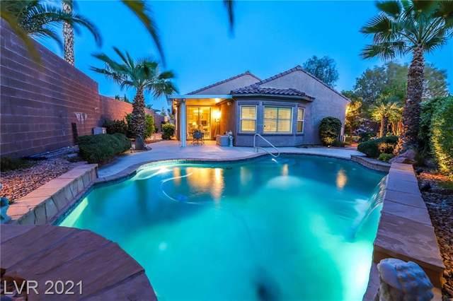 11520 Crimson Rose Avenue, Las Vegas, NV 89138 (MLS #2291133) :: Signature Real Estate Group