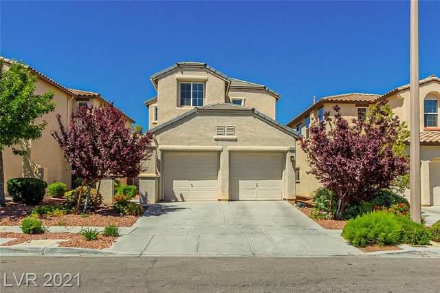 10592 Calico Pines Avenue, Las Vegas, NV 89135 (MLS #2291147) :: Team Michele Dugan