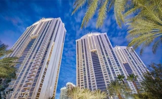145 E Harmon Avenue #1604, Las Vegas, NV 89109 (MLS #2291151) :: Signature Real Estate Group