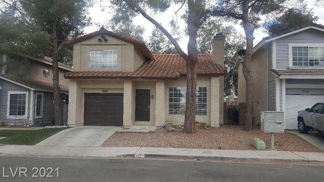 2919 Pine Nut Way, Henderson, NV 89074 (MLS #2291159) :: Signature Real Estate Group
