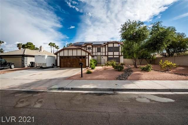 1913 Nuevo Road, Las Vegas, NV 89014 (MLS #2291162) :: Signature Real Estate Group
