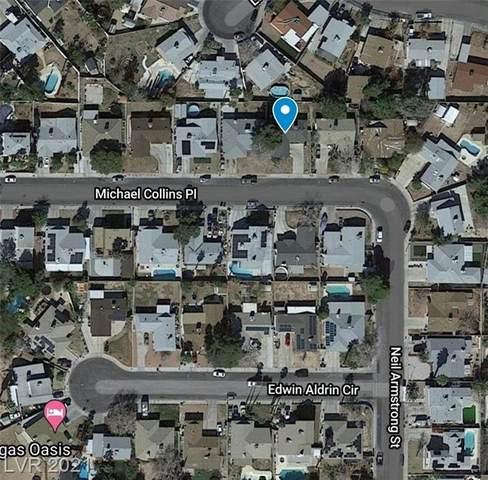 7020 Michael Collins Place, Las Vegas, NV 89145 (MLS #2291199) :: Vestuto Realty Group