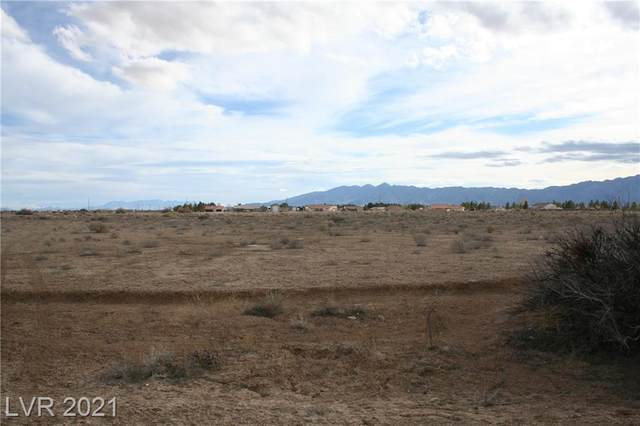 541 Nevada State Hwy 372, Pahrump, NV 89048 (MLS #2291205) :: Signature Real Estate Group