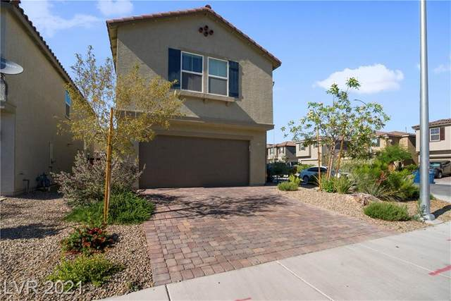 1204 Carved Terrace Avenue, North Las Vegas, NV 89084 (MLS #2291208) :: Lindstrom Radcliffe Group