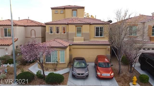 9031 Cedar Door Avenue, Las Vegas, NV 89148 (MLS #2291210) :: Jeffrey Sabel