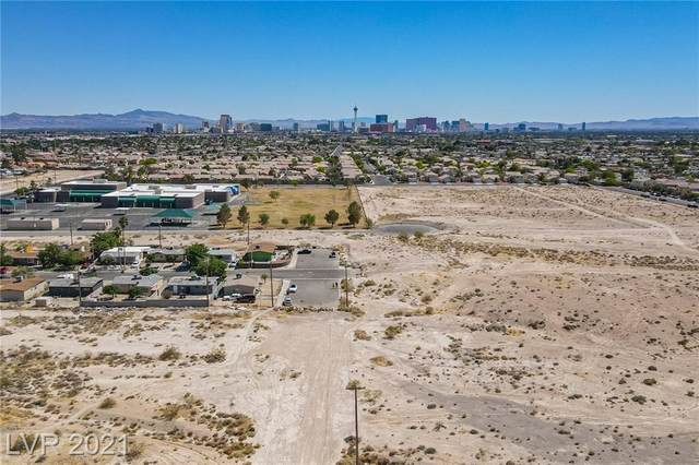 La Salle, North Las Vegas, NV 89030 (MLS #2291249) :: Signature Real Estate Group