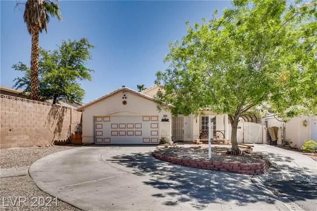 6669 Beach Plum Way, Las Vegas, NV 89156 (MLS #2291257) :: Signature Real Estate Group