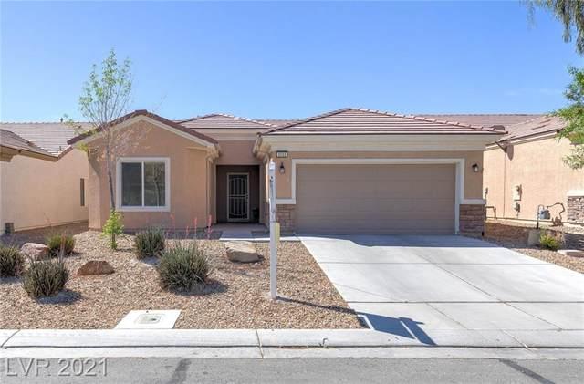 2533 Willow Wren Drive, North Las Vegas, NV 89084 (MLS #2291261) :: Signature Real Estate Group