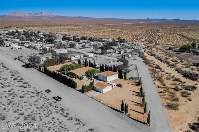 38 Cheyenne Road, Cal-Nev-Ari, NV 89039 (MLS #2291262) :: Keller Williams Realty