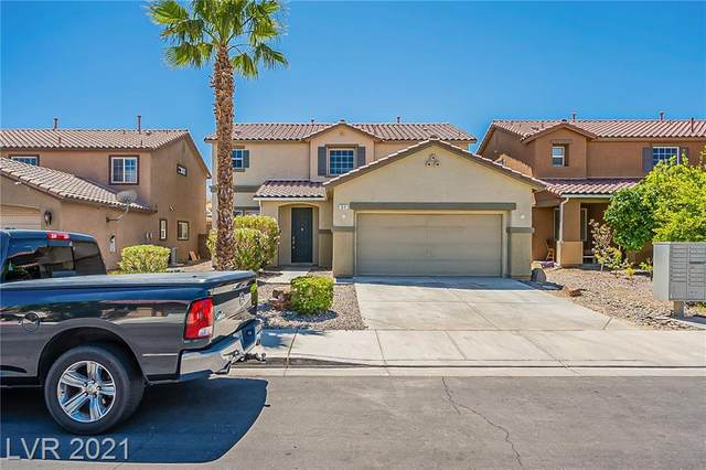 31 Kind Avenue, Henderson, NV 89002 (MLS #2291278) :: Signature Real Estate Group