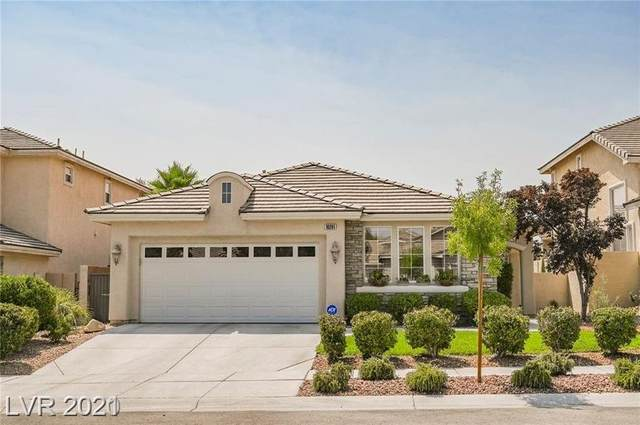 10256 Early Morning Avenue, Las Vegas, NV 89135 (MLS #2291279) :: Signature Real Estate Group