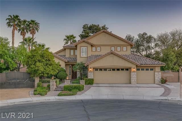 2535 Los Coches Circle, Henderson, NV 89074 (MLS #2291284) :: Jeffrey Sabel