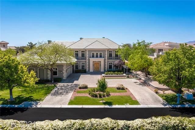 9601 Orient Express Court, Las Vegas, NV 89145 (MLS #2291288) :: Signature Real Estate Group
