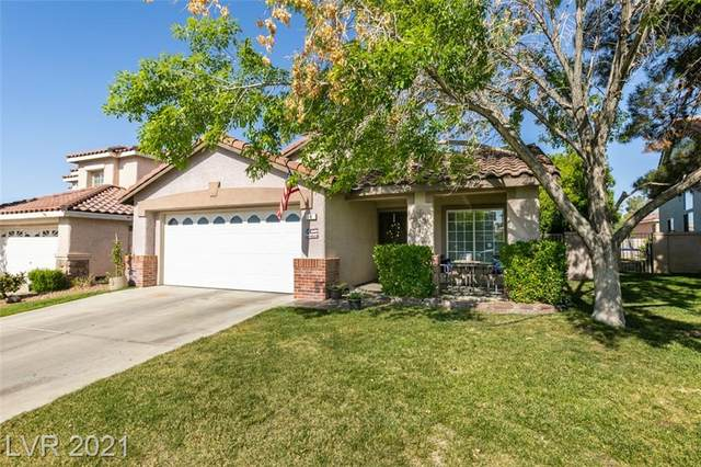 4 Tanglewood Drive, Henderson, NV 89012 (MLS #2291293) :: Lindstrom Radcliffe Group
