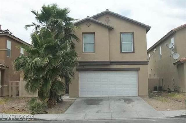 4193 Beech Family Street, Las Vegas, NV 89115 (MLS #2291295) :: Jack Greenberg Group