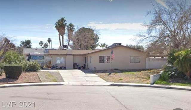 3555 Horizon Circle, Las Vegas, NV 89121 (MLS #2291301) :: Galindo Group Real Estate