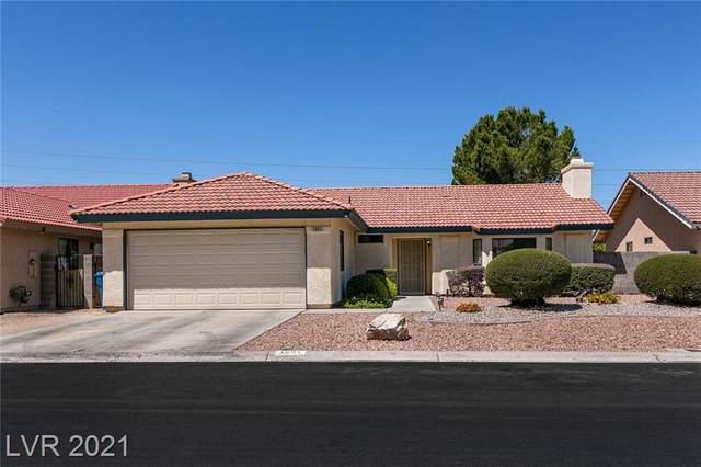 1691 Sunrise View Drive, Las Vegas, NV 89156 (MLS #2291311) :: Signature Real Estate Group