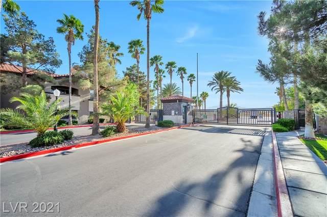 9000 S Las Vegas Boulevard #2296, Las Vegas, NV 89123 (MLS #2291313) :: Jack Greenberg Group