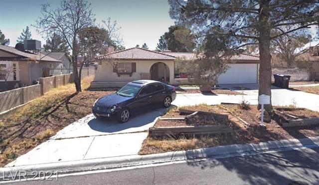 4217 Thicket Avenue, North Las Vegas, NV 89031 (MLS #2291316) :: Galindo Group Real Estate
