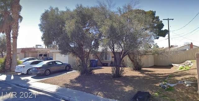 4641 Glenndavis Drive, Las Vegas, NV 89121 (MLS #2291329) :: Lindstrom Radcliffe Group