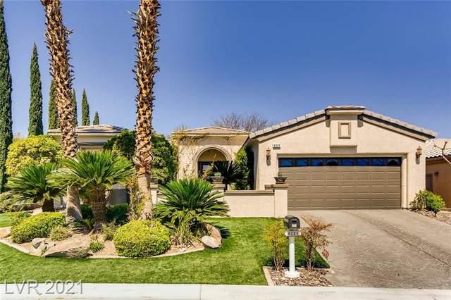 4221 Riva De Tierra Lane, Las Vegas, NV 89135 (MLS #2291330) :: Custom Fit Real Estate Group
