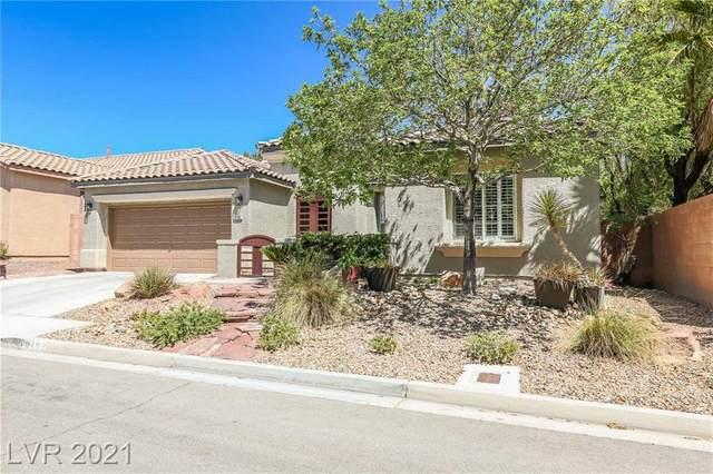 10192 Refuge Court, Las Vegas, NV 89135 (MLS #2291349) :: Signature Real Estate Group