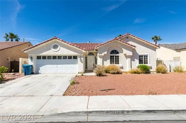 6236 Sierra Pines Court, Las Vegas, NV 89130 (MLS #2291372) :: Signature Real Estate Group