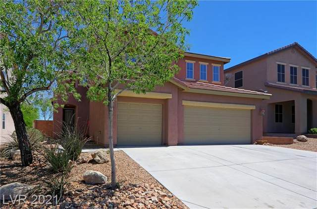 1118 Spottswoode Street, Henderson, NV 89002 (MLS #2291377) :: Signature Real Estate Group