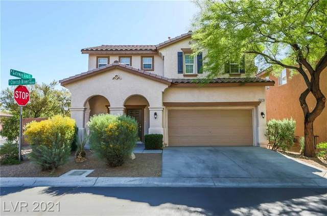 10298 Cherish River Street, Las Vegas, NV 89178 (MLS #2291393) :: Lindstrom Radcliffe Group