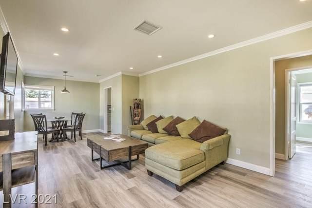 1505 Railroad Avenue, Boulder City, NV 89005 (MLS #2291396) :: Signature Real Estate Group