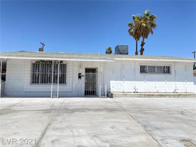 4312 El Conlon Avenue, Las Vegas, NV 89102 (MLS #2291405) :: Jeffrey Sabel