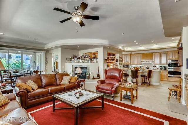 9211 Tesoras Drive #201, Las Vegas, NV 89144 (MLS #2291432) :: Custom Fit Real Estate Group