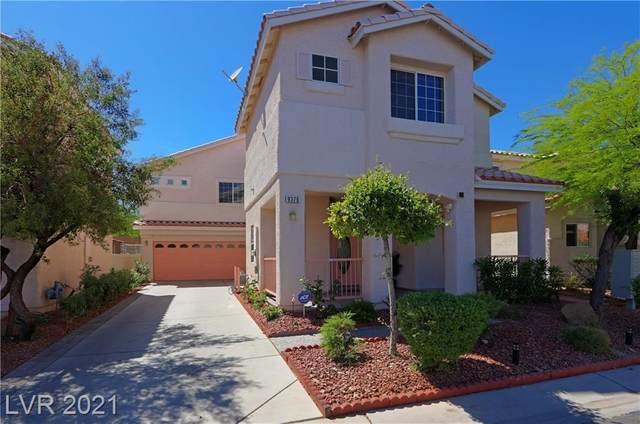 9375 Pinewood Ridge Street, Las Vegas, NV 89178 (MLS #2291436) :: Team Michele Dugan