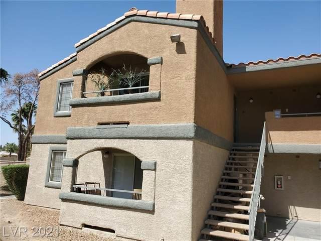 221 Mission Newport Lane #201, Las Vegas, NV 89107 (MLS #2291437) :: Lindstrom Radcliffe Group