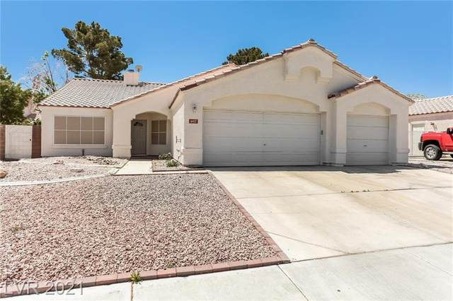 6417 Cosmo Lane, Las Vegas, NV 89130 (MLS #2291443) :: Signature Real Estate Group