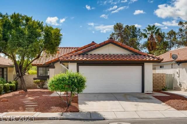 8600 Manalang Road, Las Vegas, NV 89123 (MLS #2291457) :: Vestuto Realty Group
