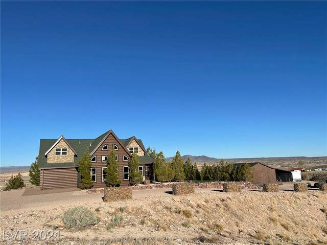3420 Sharon Street, Caliente, NV 89008 (MLS #2291469) :: Signature Real Estate Group