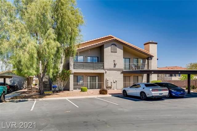 1575 W Warm Springs Road #1122, Henderson, NV 89014 (MLS #2291472) :: Jeffrey Sabel