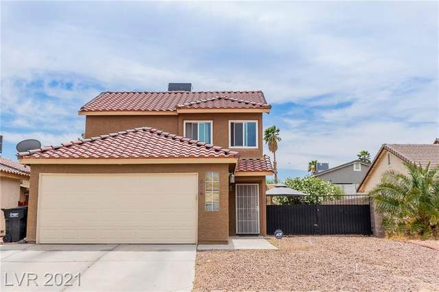 604 Carleton Drive, Henderson, NV 89014 (MLS #2291477) :: Custom Fit Real Estate Group