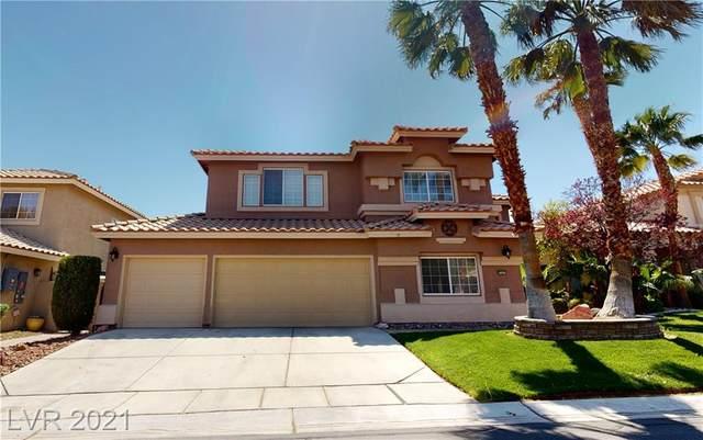 9583 Gainey Ranch Avenue, Las Vegas, NV 89147 (MLS #2291504) :: Signature Real Estate Group