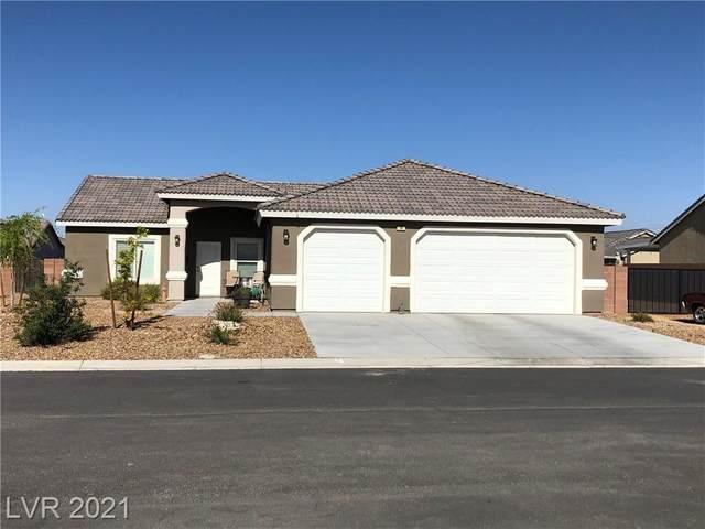 50 S White Burch Lane, Pahrump, NV 89048 (MLS #2291520) :: Custom Fit Real Estate Group