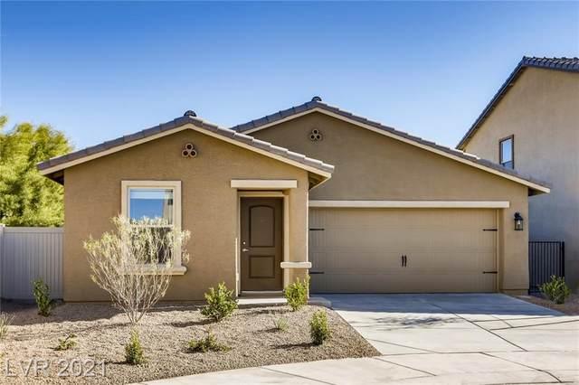 518 Descubir Avenue, North Las Vegas, NV 89031 (MLS #2291521) :: Lindstrom Radcliffe Group